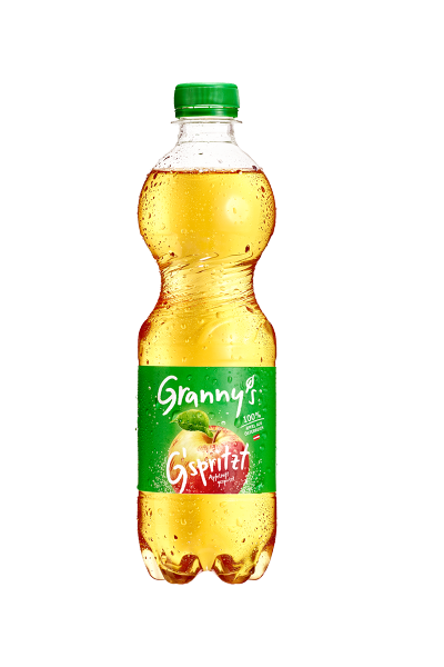 Granny's sparkling apple juice 0.5l