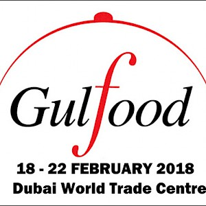 Gulfood fair in Dubai for the first time