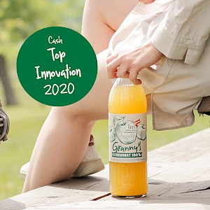 Granny's Streuobst 100% zur Top Innovation 2020 gekürt